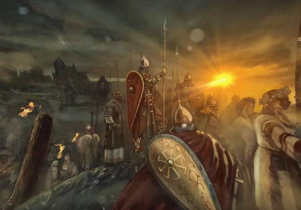 Aeon Throne Dawn