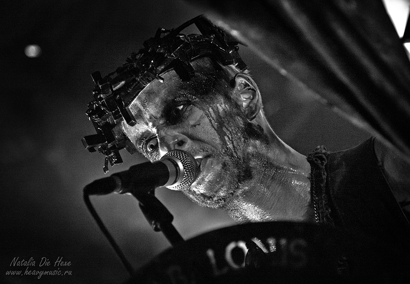 Фотография Behemoth #13, 18.02.2012, Germany, Munchen, Backstage