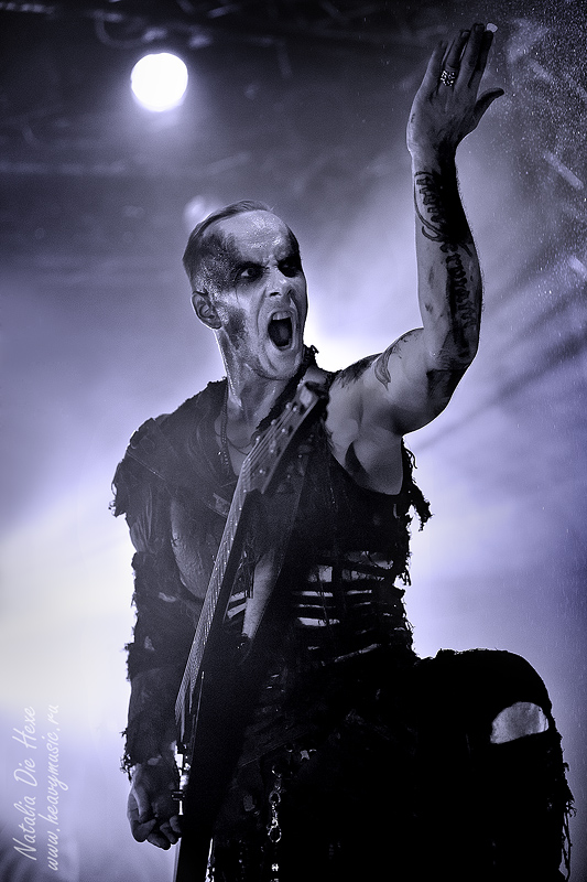 Фотография Behemoth #18, 18.02.2012, Germany, Munchen, Backstage