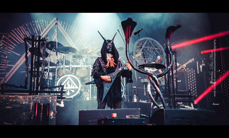 Фотография Behemoth #20, 30.05.2014, Germany, Geiselwind, Eventhalle