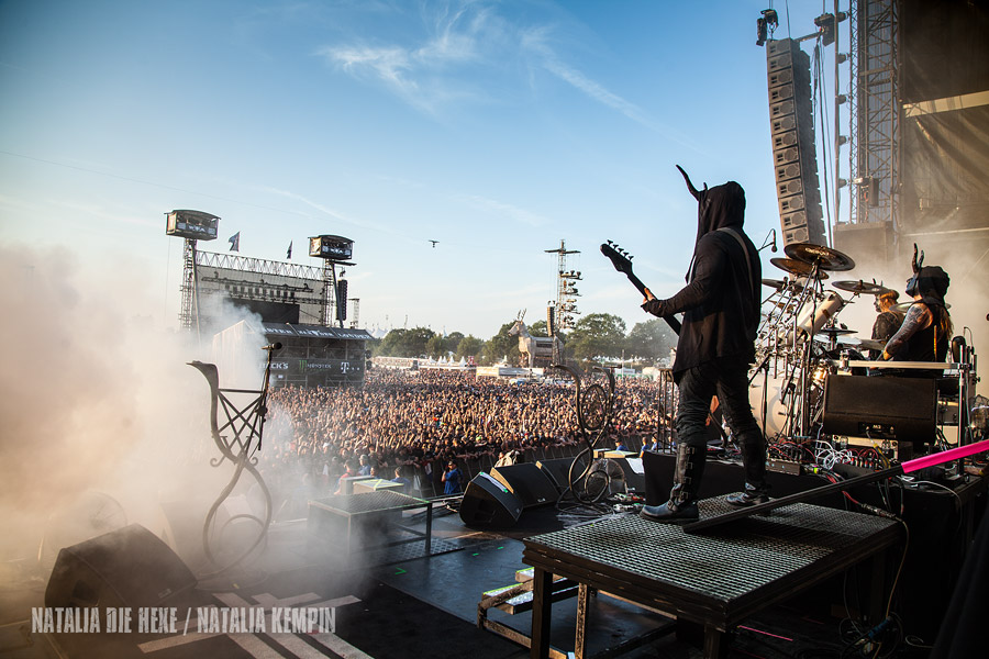 Фотография Behemoth #18, 02.08.2018, Germany, Wacken, Wacken Open Air