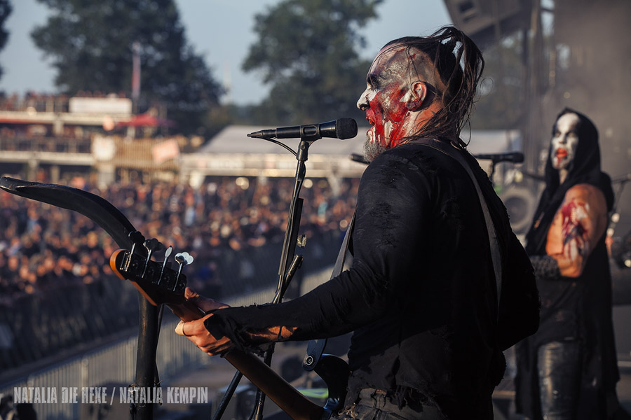 Фотография Behemoth #19, 02.08.2018, Germany, Wacken, Wacken Open Air