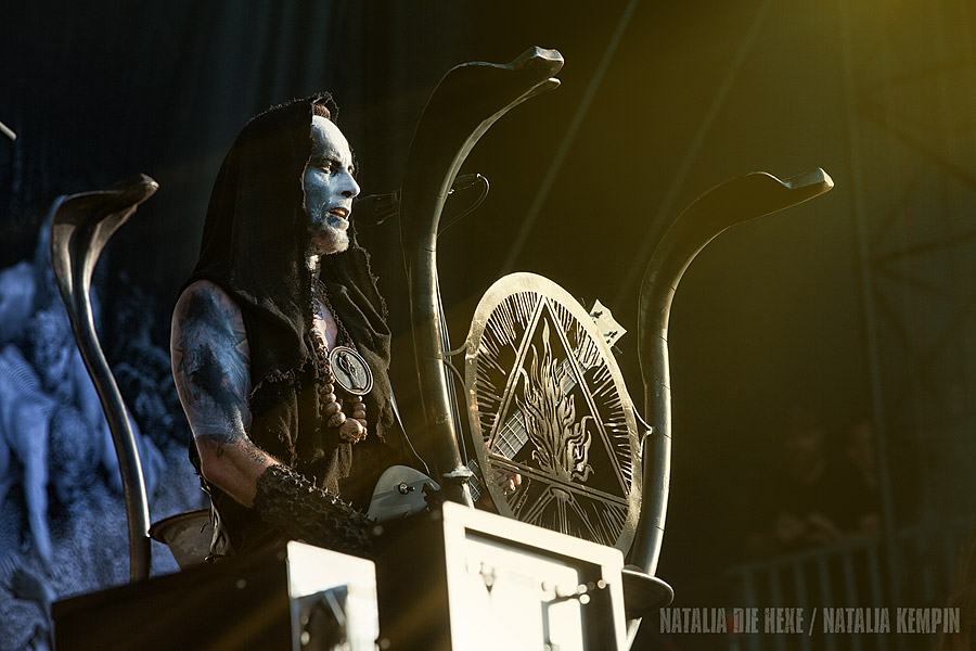 Фотография Behemoth #3, 02.08.2018, Germany, Wacken, Wacken Open Air