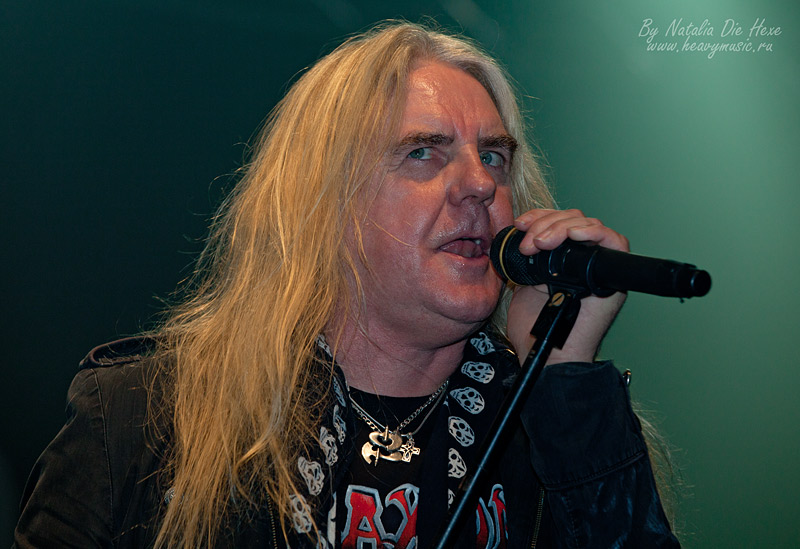 Фотография Saxon #1, 25.11.2011, Germany, Christmas Metal Festival