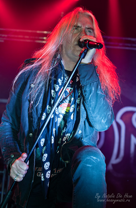 Фотография Saxon #3, 25.11.2011, Germany, Christmas Metal Festival