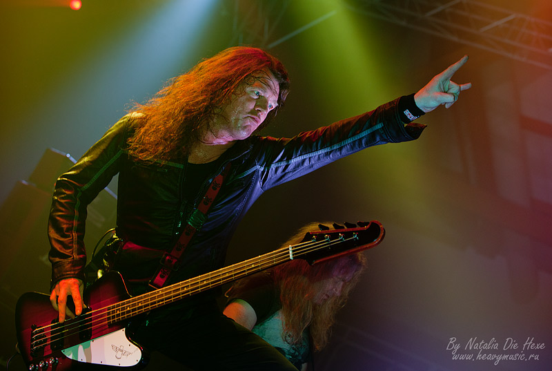 Фотография Saxon #4, 25.11.2011, Germany, Christmas Metal Festival