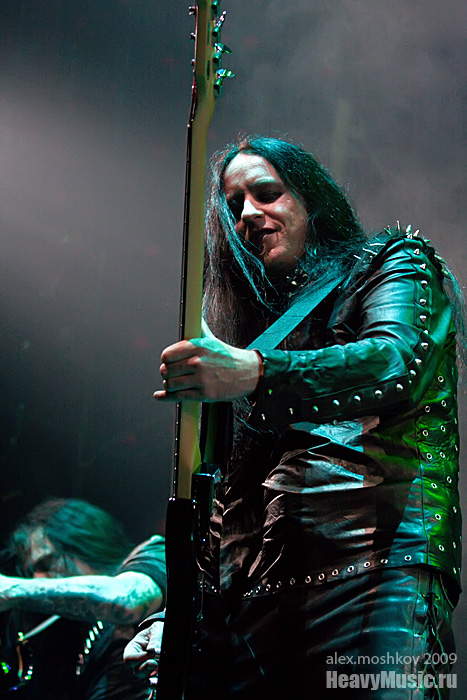 Фотография Cradle of Filth #10, 06.09.2009, Москва, Б1 Максимум
