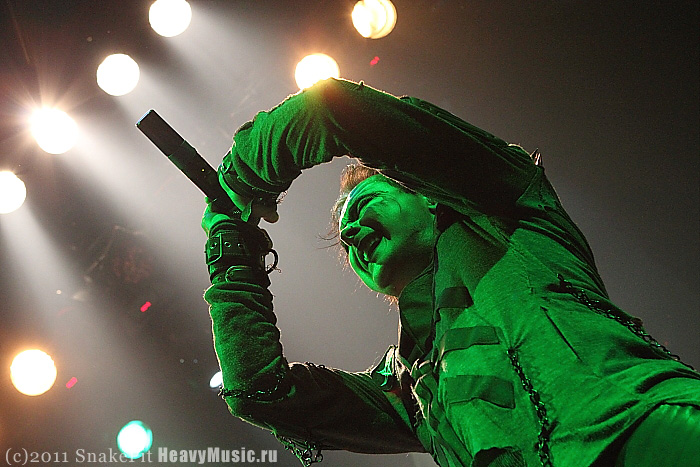 Фотография Cradle of Filth #17, 30.04.2011, Москва, A2 Клуб