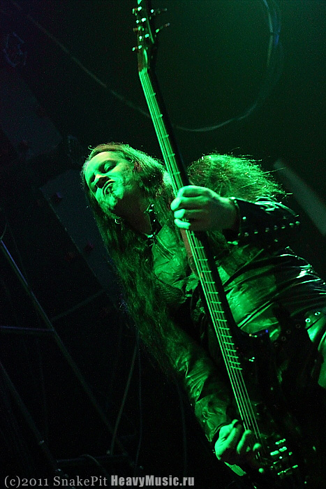 Фотография Cradle of Filth #6, 30.04.2011, Москва, A2 Клуб