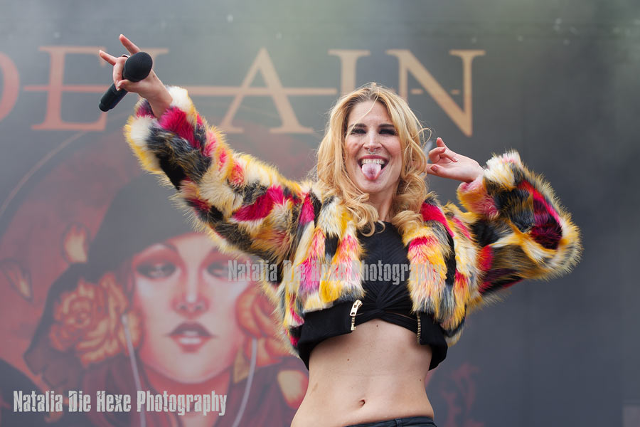 Фотография Delain #6, 19.08.2017, Germany, Dinkelsbühl, Summerbreeze Open Air