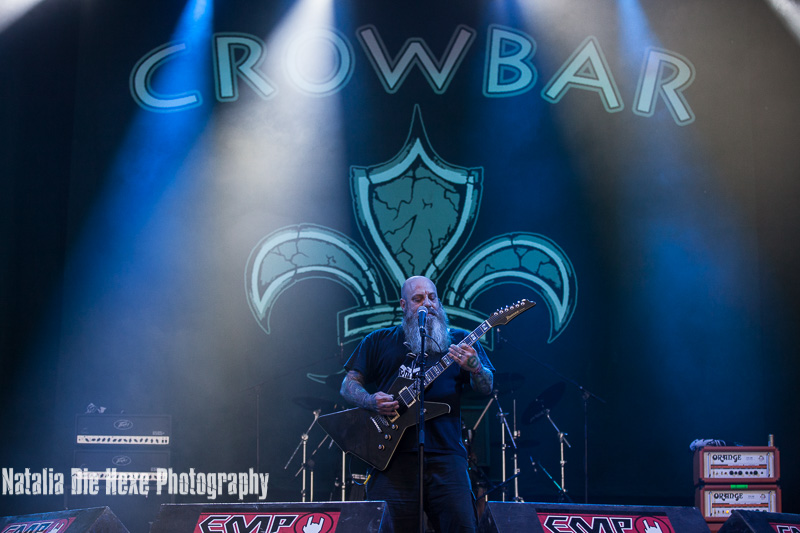 Фотография Crowbar #7, 18.08.2017, Germany, Dinkelsbühl, Summerbreeze Open Air