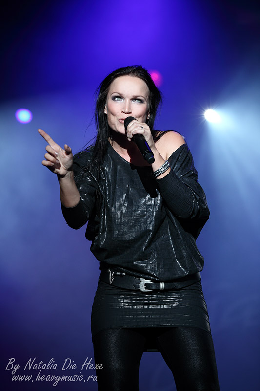 Фотография Tarja Turunen #1, 20.08.2011, Germany, Dinkelsbühl, Summerbreeze Open Air
