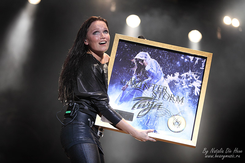 Фотография Tarja Turunen #17, 20.08.2011, Germany, Dinkelsbühl, Summerbreeze Open Air