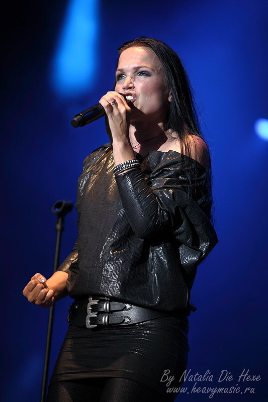 Фотография Tarja Turunen #9, 20.08.2011, Germany, Dinkelsbühl, Summerbreeze Open Air