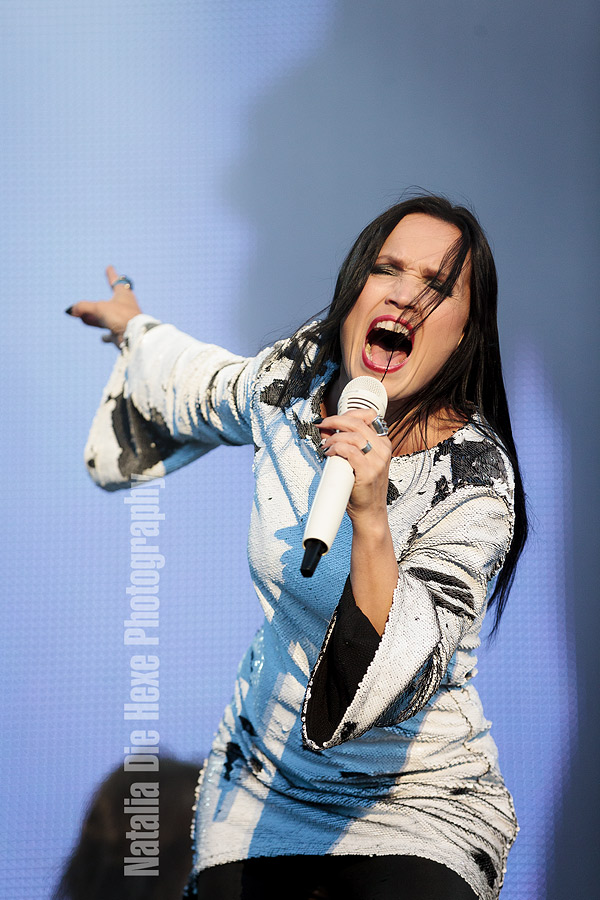 Фотография Tarja Turunen #5, 05.08.2016, Germany, Wacken, Wacken Open Air