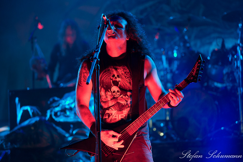 Фотография Kreator #3, 30.05.2013, Germany, Geiselwind, Eventhalle