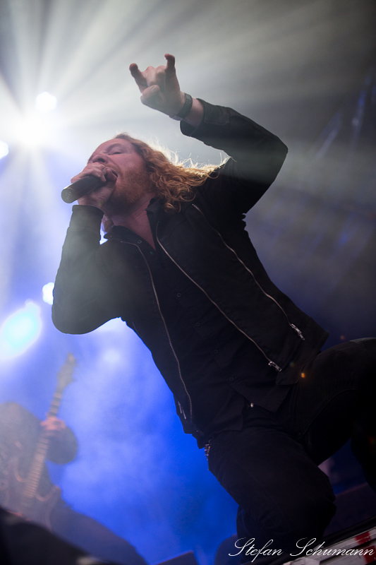 Фотография Dark Tranquillity #12, 01.06.2013, Germany, Geiselwind, Eventhalle