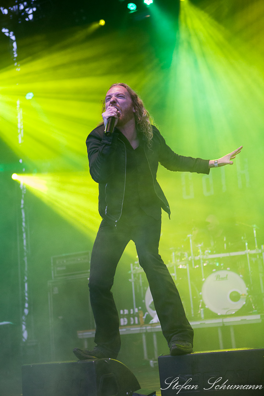 Фотография Dark Tranquillity #15, 01.06.2013, Germany, Geiselwind, Eventhalle
