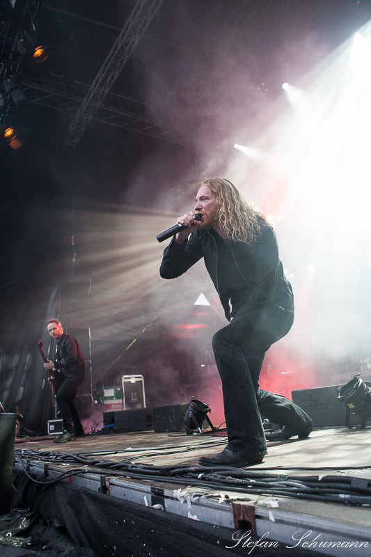Фотография Dark Tranquillity #20, 01.06.2013, Germany, Geiselwind, Eventhalle