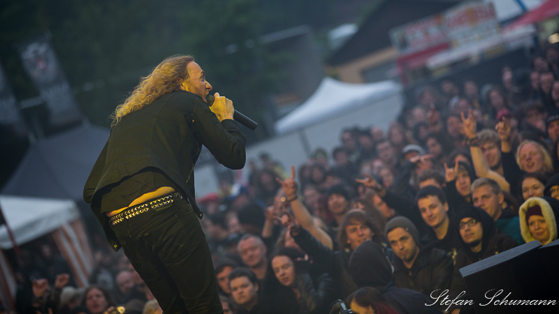 Фотография Dark Tranquillity #3, 01.06.2013, Germany, Geiselwind, Eventhalle