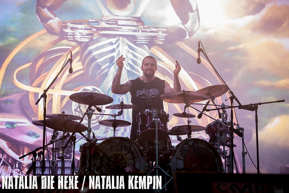 Фотография Sepultura #1, 15.08.2018, Germany, Dinkelsbühl, Summerbreeze Open Air