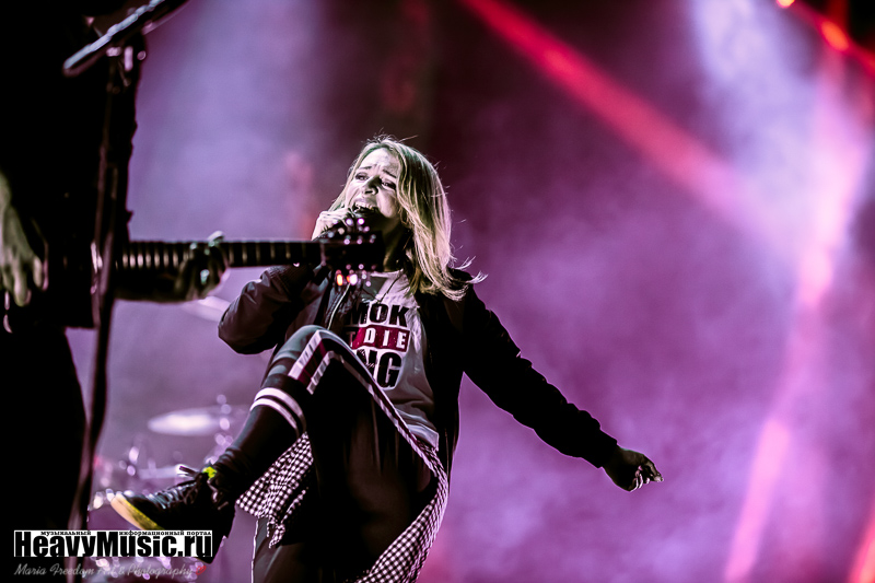 Фотография Guano Apes #10, 15.04.2018, Москва, Adrenaline Stadium
