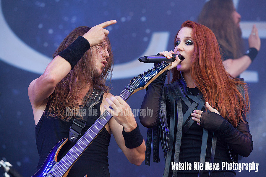 Фотография Epica #3, 18.08.2017, Germany, Dinkelsbühl, Summerbreeze Open Air