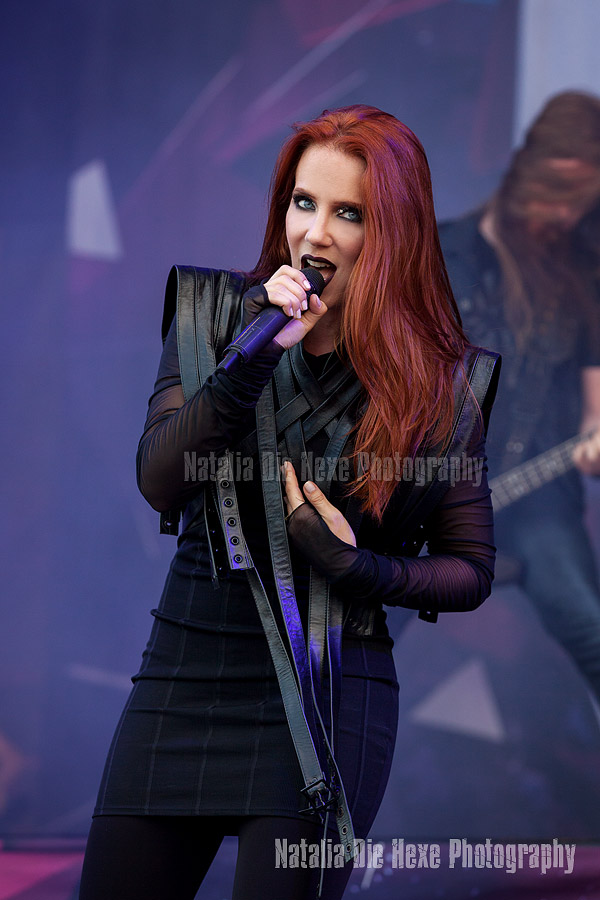 Фотография Epica #4, 18.08.2017, Germany, Dinkelsbühl, Summerbreeze Open Air