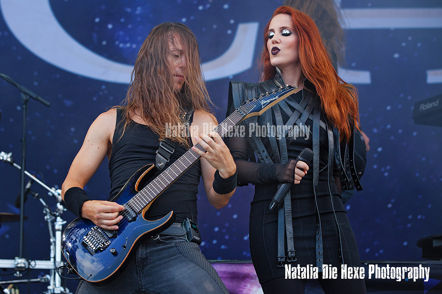 Фотография Epica #5, 18.08.2017, Germany, Dinkelsbühl, Summerbreeze Open Air