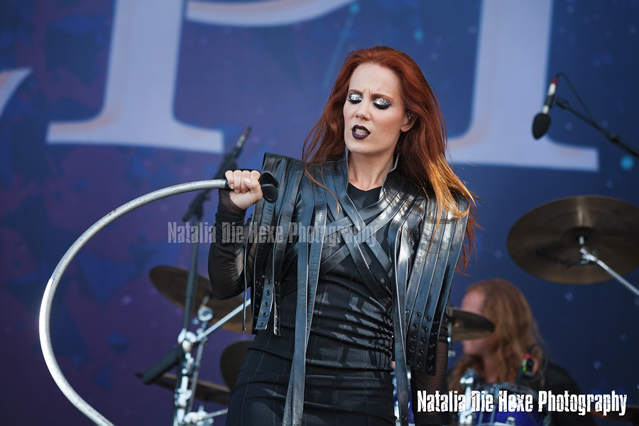 Фотография Epica #6, 18.08.2017, Germany, Dinkelsbühl, Summerbreeze Open Air