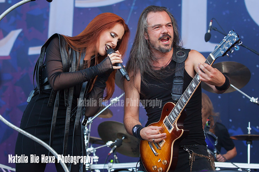 Фотография Epica #8, 18.08.2017, Germany, Dinkelsbühl, Summerbreeze Open Air