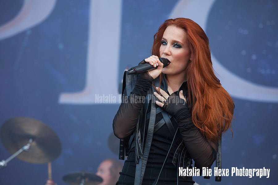 Фотография Epica #9, 18.08.2017, Germany, Dinkelsbühl, Summerbreeze Open Air