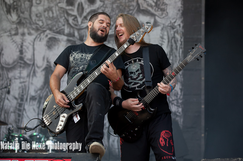 Фотография Benighted #4, 19.08.2017, Germany, Dinkelsbühl, Summerbreeze Open Air