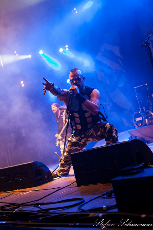 Фотография Sabaton #11, 01.06.2013, Germany, Geiselwind, Eventhalle