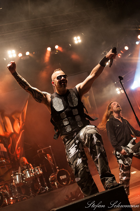 Фотография Sabaton #16, 01.06.2013, Germany, Geiselwind, Eventhalle