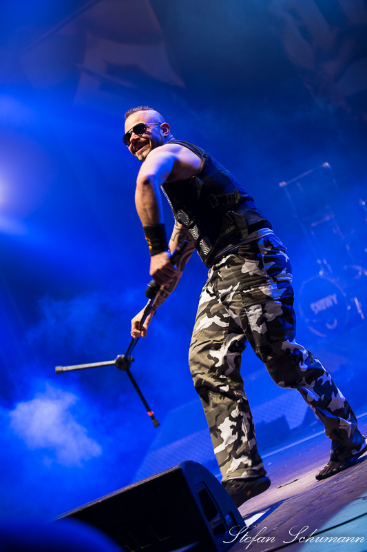Фотография Sabaton #4, 01.06.2013, Germany, Geiselwind, Eventhalle