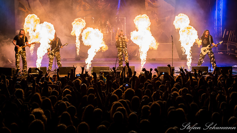 Фотография Sabaton #8, 01.06.2013, Germany, Geiselwind, Eventhalle
