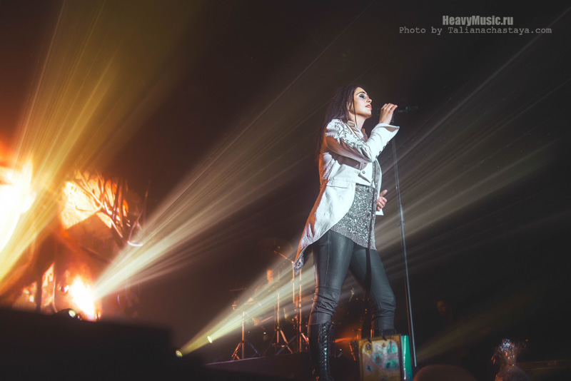 Фотография Within Temptation #18, 01.03.2014, Санкт-Петербург, А2