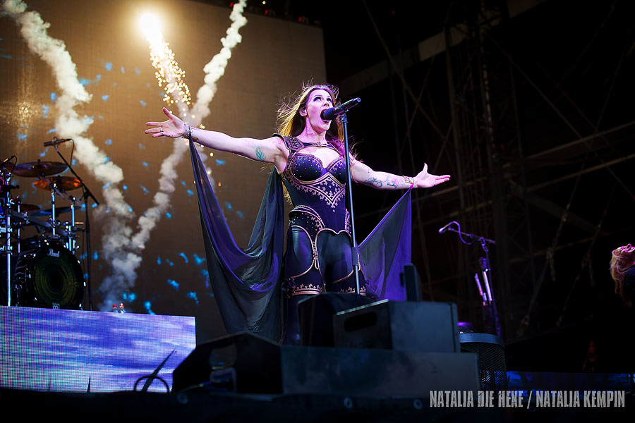 Фотография Nightwish #6, 03.08.2018, Germany, Wacken, Wacken Open Air