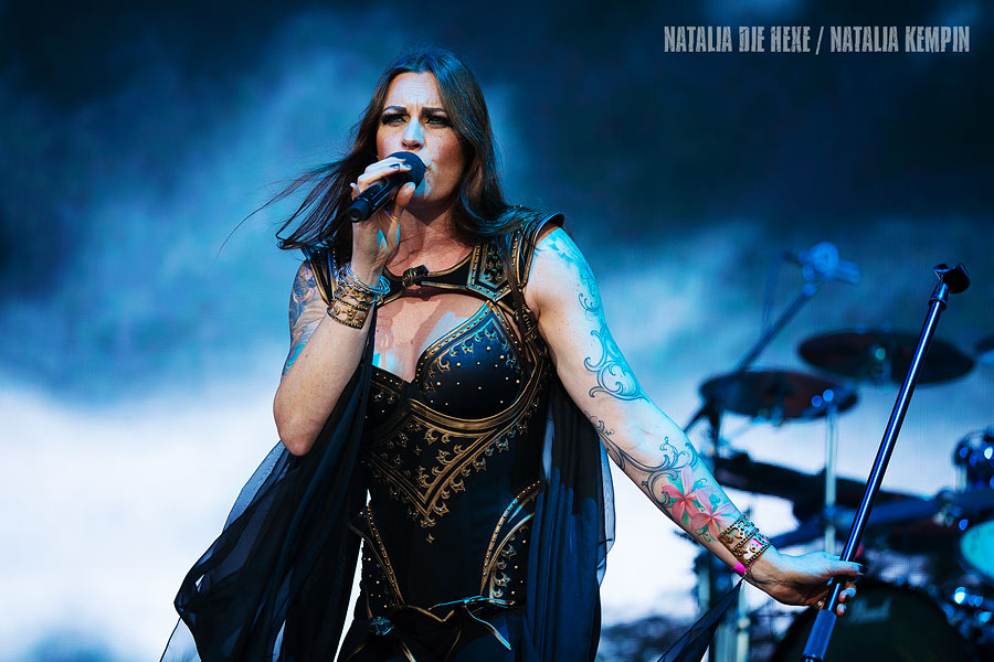 Фотография Nightwish #8, 03.08.2018, Germany, Wacken, Wacken Open Air