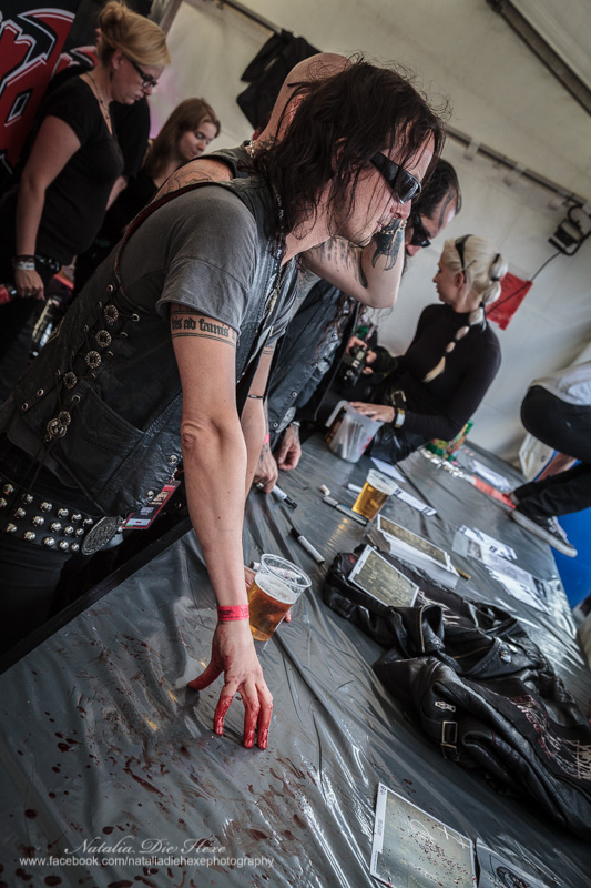 Фотография Watain #11, 07.08.2014, Germany, Schlotheim, Party.San