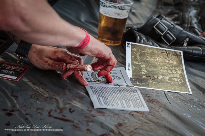 Фотография Watain #12, 07.08.2014, Germany, Schlotheim, Party.San