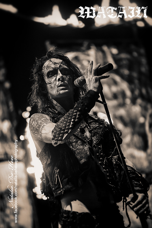 Фотография Watain #1, 07.08.2014, Germany, Schlotheim, Party.San