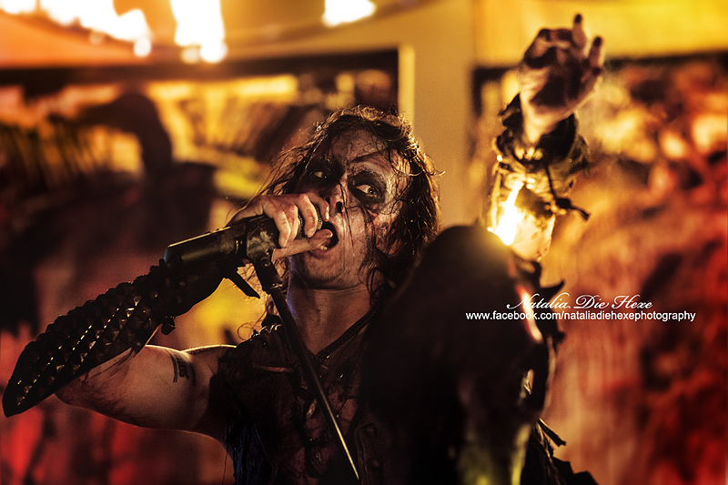 Фотография Watain #10, 07.08.2014, Germany, Schlotheim, Party.San