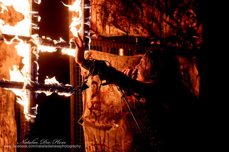 Фотография Watain #4, 07.08.2014, Germany, Schlotheim, Party.San