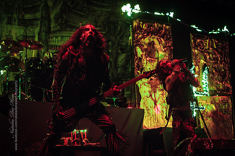 Фотография Watain #7, 07.08.2014, Germany, Schlotheim, Party.San