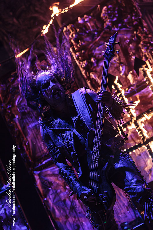 Фотография Watain #8, 07.08.2014, Germany, Schlotheim, Party.San