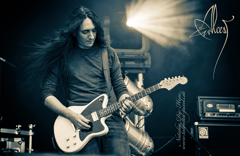 Фотография Alcest #2, 08.08.2013, Germany, Schlotheim, Party.San