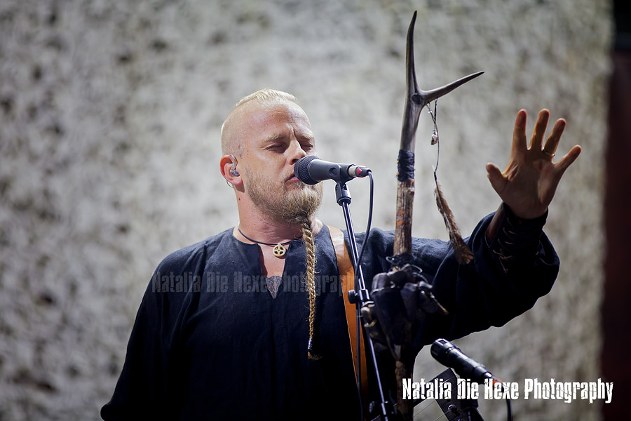 Фотография Wardruna #1, 17.08.2017, Germany, Dinkelsbühl, Summerbreeze Open Air