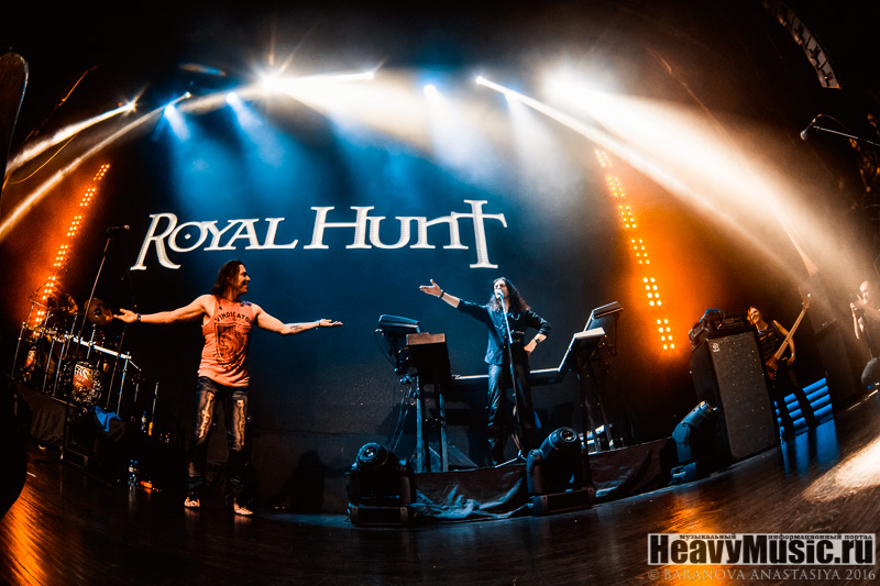 Фотография Royal Hunt #15, 02.04.2016, Москва, Известия Event Hall